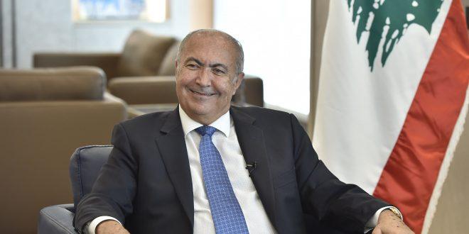 """رجل الأعمال و النائب اللبناني فؤاد مخزومي في حوار مع """"أرابيسك لندن""""  أشن حرباً ضد الفساد في لبنان"""