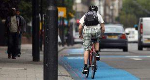 اقتراح بناء أول مسار آمن لركوب الدراجات الهوائية في غرب لندن