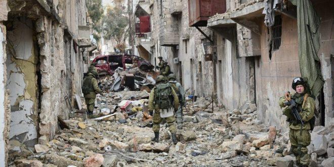 الدور الروسي في إعادة إعمار سوريا