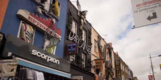 تعرّف على كامدن تاون في لندن !