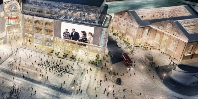 ويستفيلد لندن يتوسع مرة أخرى ...تعرّف على التفاصيل