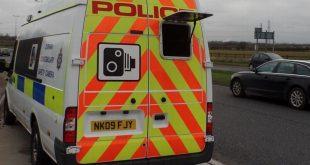 تعّرف على الأماكن التي يمكن أن ترصدك فيها كاميرات مراقبة السرعة المتنقلة في غرب لندن