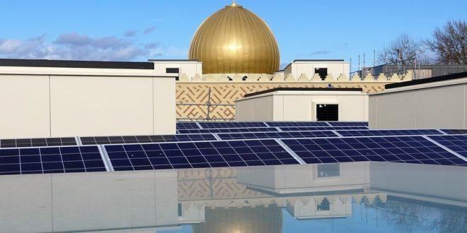بالصور: تعرّف على تصميم مسجد كامبريدج الجديد وكم تكلفته؟