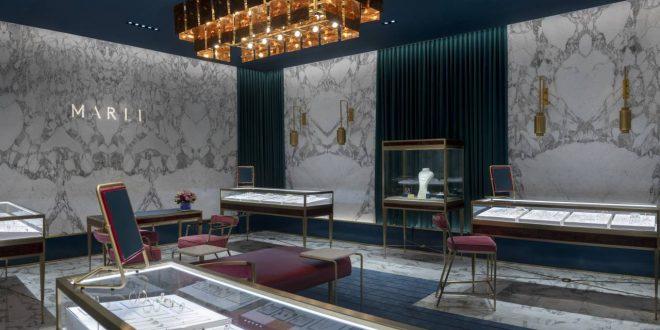 مارلي نيويورك للمجوهرات تفتتح أول متاجرها في دبي