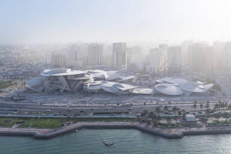 متحف قطر الوطني يستلهم من عراقة الأجداد مشروع حضاري مستقبلي