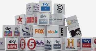 دراسة: متوسط البريطانيين لا يشاهدون سوى 12 قناة تلفزيونية فقط من المئات التي يشتركون بها