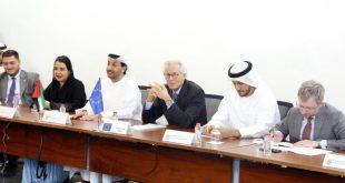 ارتفاع حجم الاستثمارات بين الإمارات والاتحاد الأوروبي