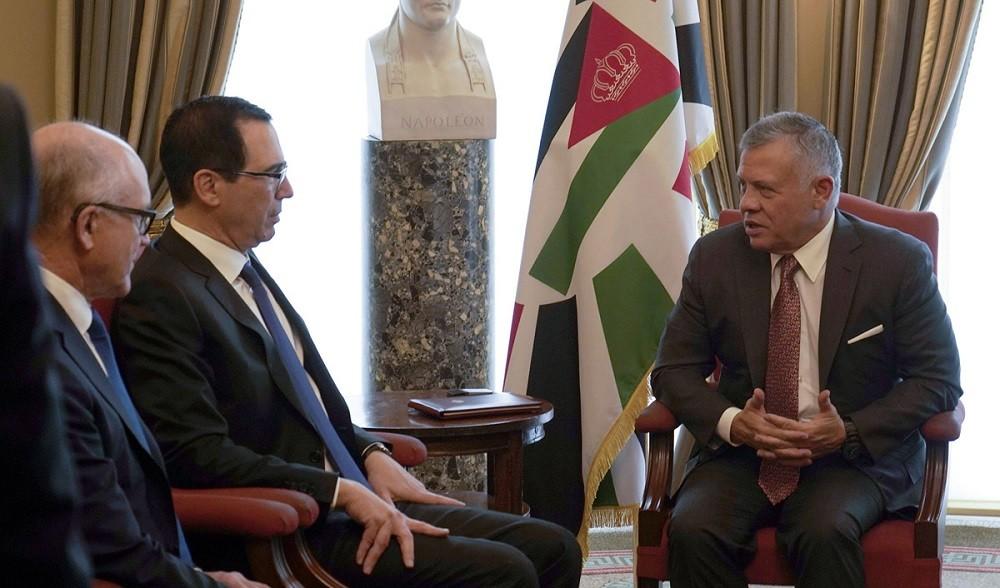 منح وقروض مقدمة للأردن عبر مؤتمر مبادرة لندن