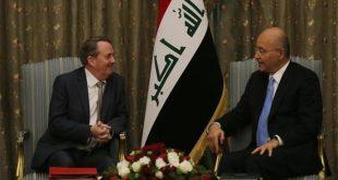 رغبة بريطانية بزيادة الاستثمارات الاقتصادية في العراق