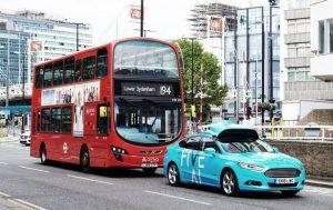 سيارات بدون سائق في شوارع لندن !!