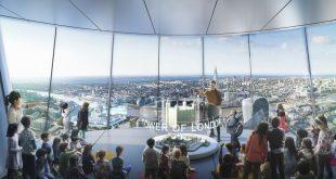 خطط لبناء برج جديد في لندن يمنح طلاب المدارس فرصة رحلات مجانية للاستمتاع بمعالم العاصمة