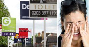 تعّرف على أكثر الأشياء المزعجة التي ستواجهها عند محاولة العثور على منزل للإيجار في لندن