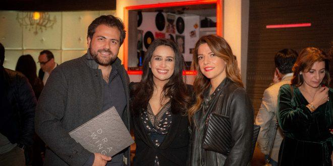 تمارا زنتوت تطلق كتابها عن الهوية اللبنانية في لندن