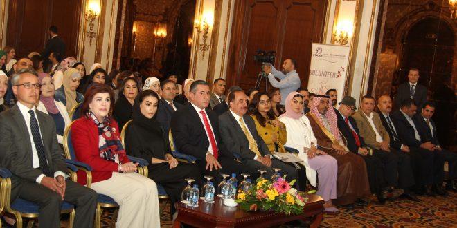 اختيار سيدة الأعمال السورية منار بشور سفيرة للنوايا الحسنة في مؤتمر المرأة الاقتصادي في الأردن