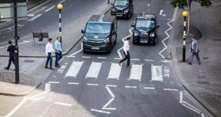 فرض غرامة 100 جنيه استرليني على السائقين في حالة عدم إفساح الطريق عند معبر المشاة