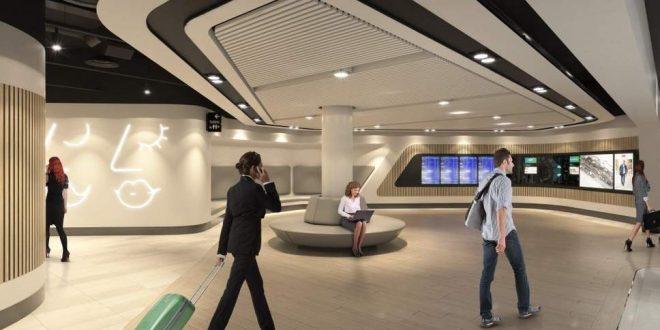 """تصميم جديد لمطار """"لندن سيتي"""" .. تعرّف على التفاصيل!"""