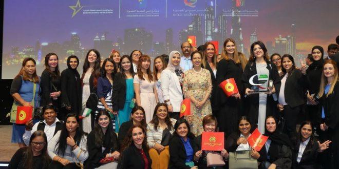 حضانة أوركيد البريطانية تحصل على 3 جوائز في دبي