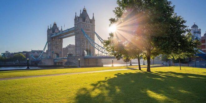 خبراء الأرصاد الجوية يتوقعون صيف رائع في لندن مع طقس مشمس لمدة شهرين