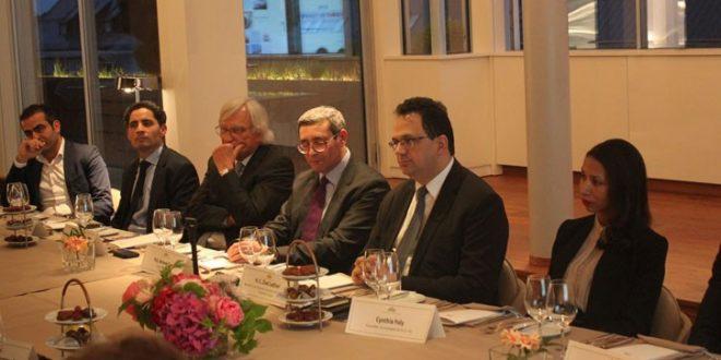 زياد العذاري يبدأ جولة ترويجية لمنتدى تونس للاستثمار في ميلانو وميونخ