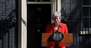 مغادرة تيريزا ماي حكومة بريطانيا .. استقالة لا تحل شيئاً