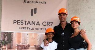 كريستيانو رونالدو يزور مراكش للاطلاع على سير أشغال فندقه