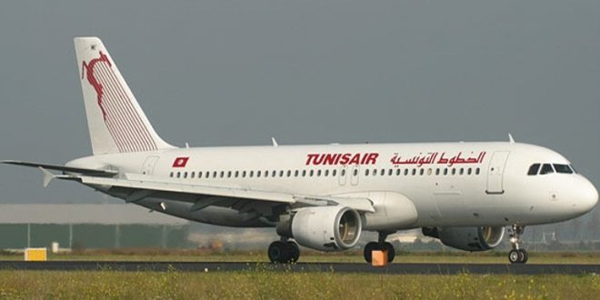 زيادة في حركة المسافرين على متن الخطوط التونسية