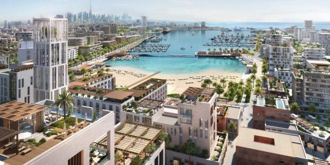 وجهة ساحلية جديدة في دبي تحاكي الريفيرا الفرنسية