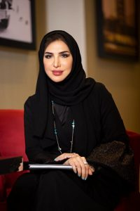 """سيدة الأعمال القطرية بثينة الأنصاري في حوار خاص مع """"أرابيسك لندن"""""""
