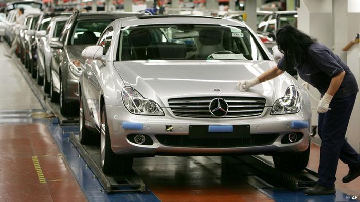شركات سيارات ألمانية تعتزم زيارة مصر لبحث التعاون والاستثمار