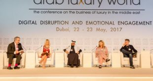 انطلاق فعاليات الدورة السادسة من مؤتمر عالم الرفاهية العربي في دبي