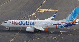 فلاي دبي تطلق أولى رحلاتها المباشرة إلى سوتشي الروسية