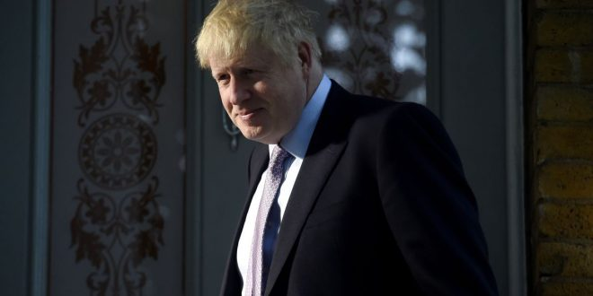 """جونسون يقر بحاجة لندن لدعم """"الاتحاد الأوروبي"""" إذا تم """"بريكست"""" دون اتفاق"""
