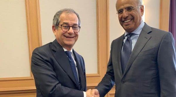 الإمارات تبحث تعزيز التعاون التجاري والاستثماري مع الاتحاد الأوروبي