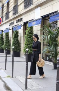حوار خاص - حنين الصيفي سفيرة الموضة القطرية
