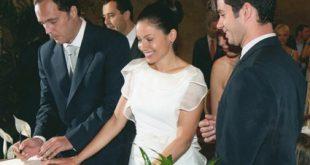 ريا أبي راشد تشارك جمهورها بصور زفافها للمرة الأولى