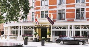فندق تابع لجهاز قطر للاستثمار ضمن أفضل 10 فنادق في لندن