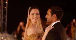 من هي التونسية التي ارتدت فستان زفاف من الذهب الخالص؟