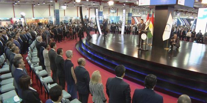 انطلاق فعاليات معرض فرص الدولي في أربيل لتوفير 1700 فرصة عمل