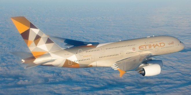 الاتحاد للطيران تتوجه لتوسيع خططها المستقبلية في بريطانيا
