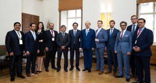 منتدى الأعمال الإماراتي التشيكي يبحث فرص التعاون في المجالات الحيوية