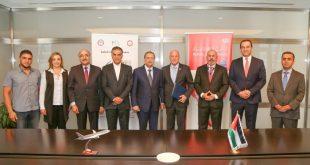 اتفاقية تعاون بين الخطوط الملكية الأردنية والمستشفيات الخاصة لتنشيط السياحة العلاجية