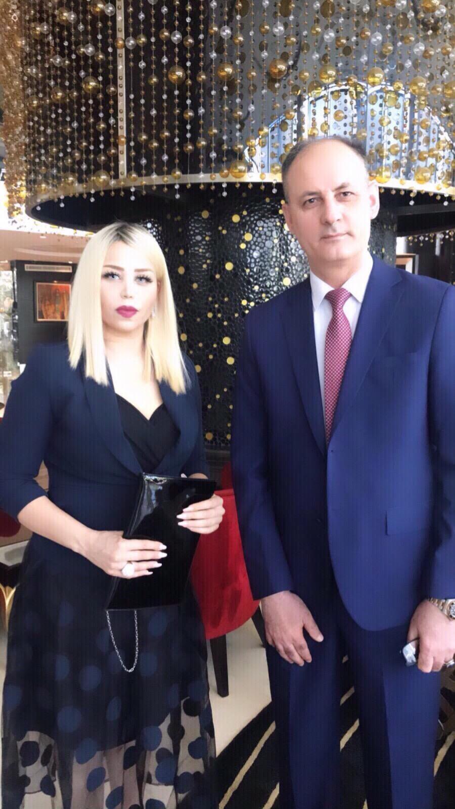 المديرة التنفيذية لمجموعة أرابيسك أسماء السعيدي تشارك في افتتاح مهرجان جرش
