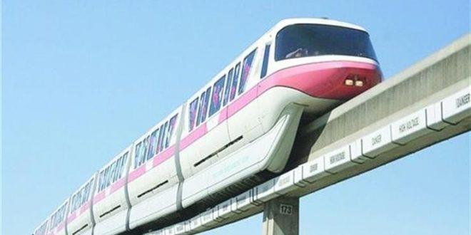 مصر تعمل على إنشاء خطين لقطار المونوريل في القاهرة لحل مشكلة الازدحام