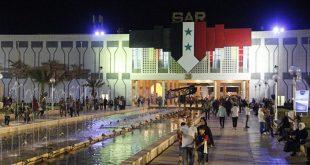 حضور خليجي وعربي لافت في معرض دمشق الدولي بدورته الـ61