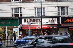 """ما تاريخ شارع العرب """"إدجوار رود"""" وسط لندن ؟"""