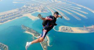 اختيار دبي كواحدة من أفضل 6 وجهات للمغامرة والإثارة في العالم
