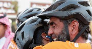 لأهداف إنسانية.. رحلة حج تنطلق من لندن إلى مكة عبر الدراجات الهوائية