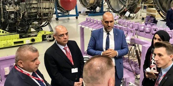 بريطانيا تعتزم تمويل العراق لشراء طائرات بوينغ 787 لتطوير قطاع النقل الجوي