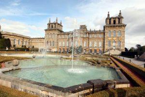 سرقة مرحاض ذهبي من قصر بلينهايم غرب لندن !