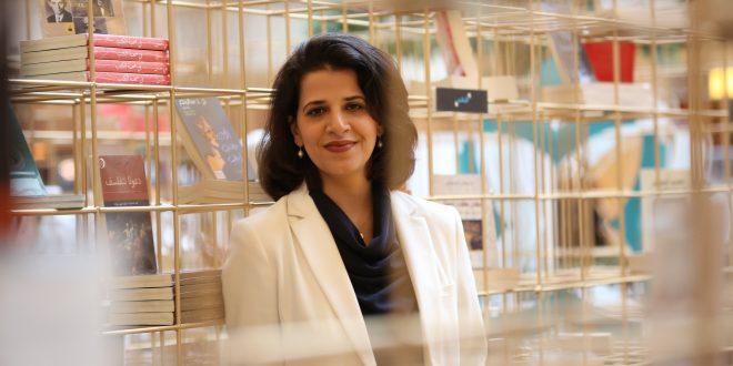 أرابيسك لندن تحاور الكاتبة الكويتية بثينة العيسى